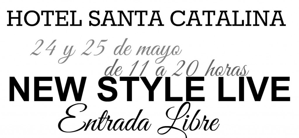 NEW STYLE LIVE - THE FEDERICAS - HOTEL SANTA CATALINA (2)